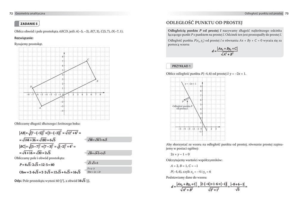 Matematyka - korepetycje - liceum, część 3 - PO REFORMIE zgodna z nową podstawą programową (od2019/2020)