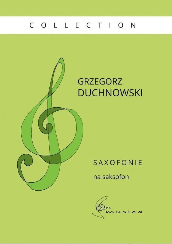 Saxofonie na saksofon