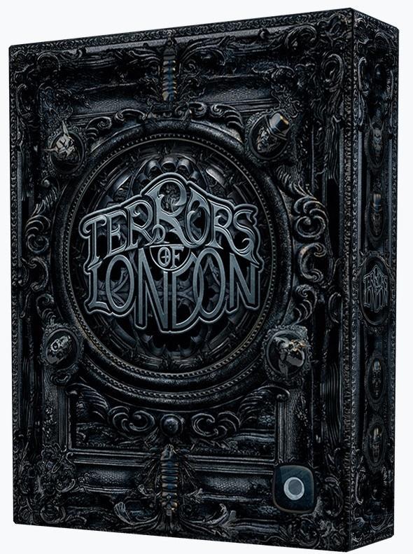 Terrors of London. Edycja polska