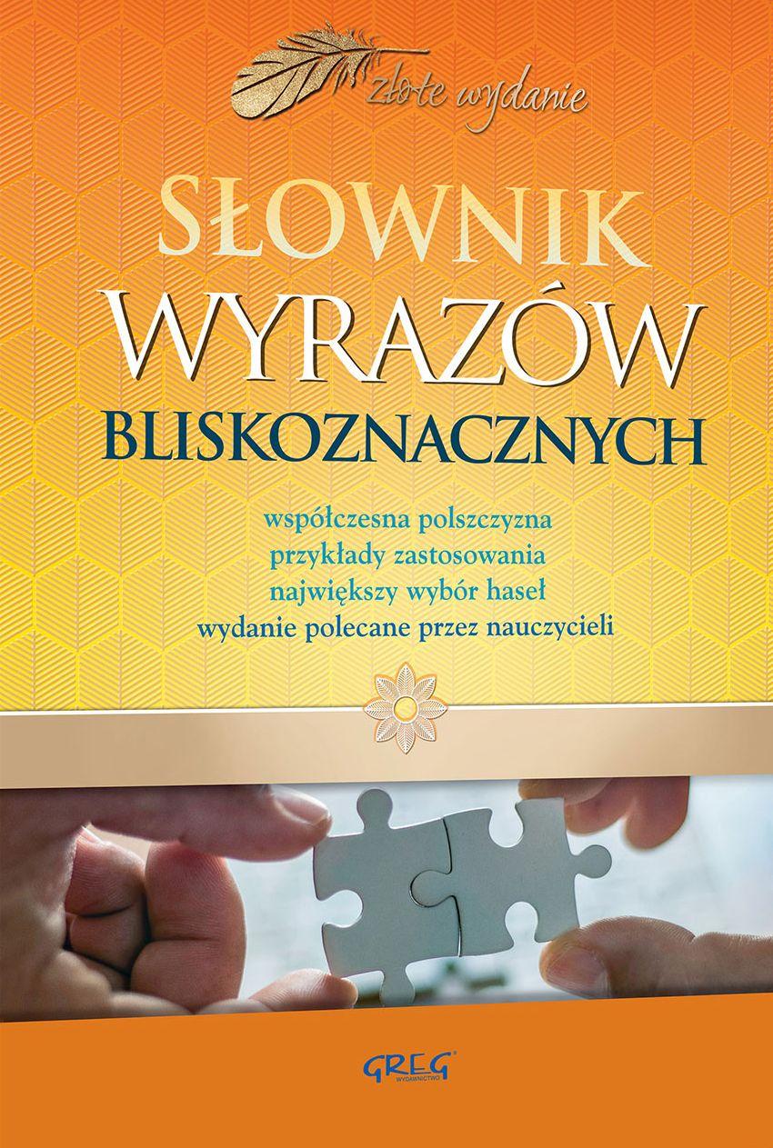 Słownik wyrazów bliskoznacznych