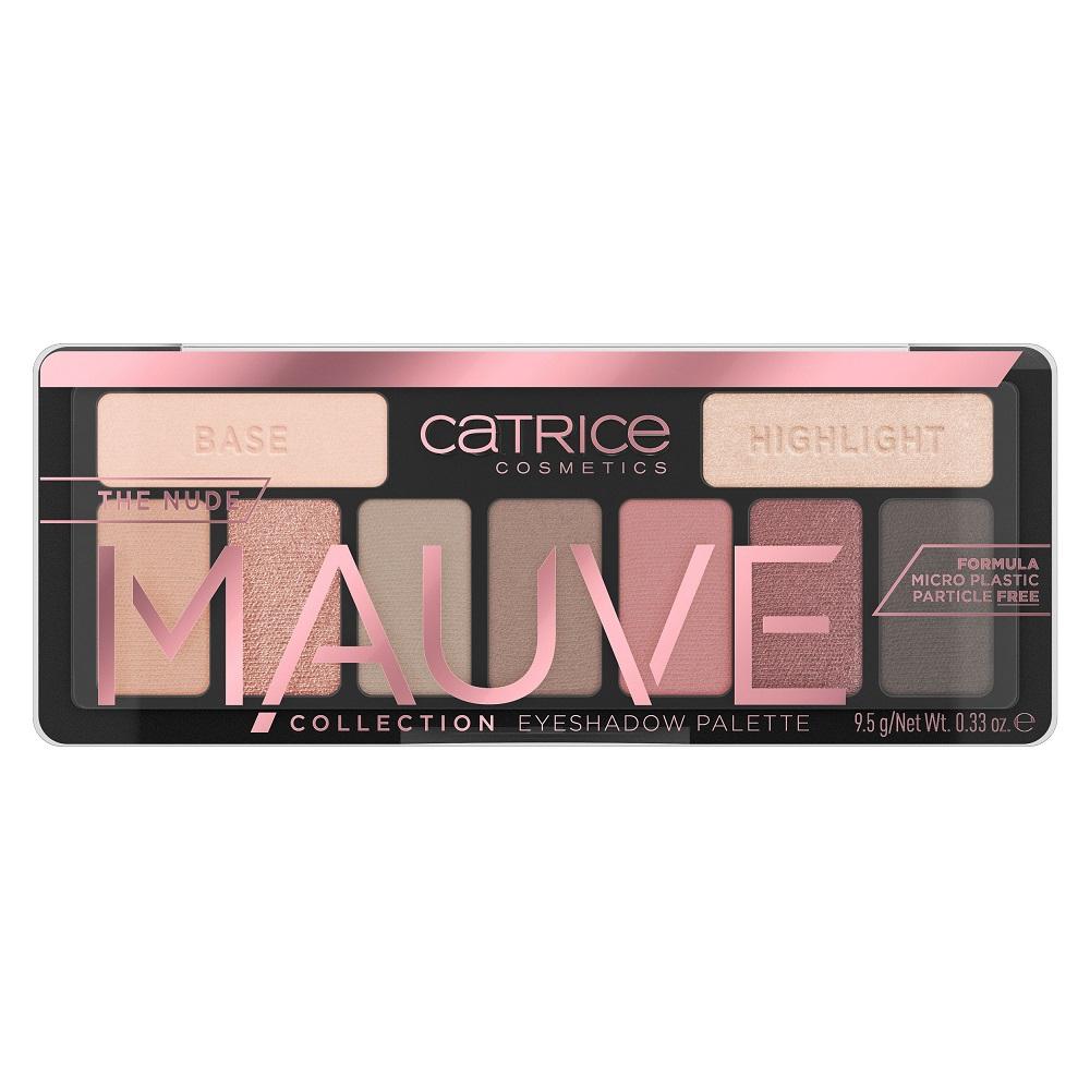 Paleta cieni do powiek The Nude Mauve Collection Eyeshadow Palette 010 Glorious Rose