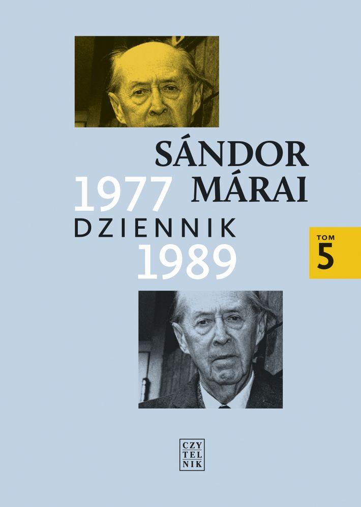 Dziennik 1977-1989. Tom 5