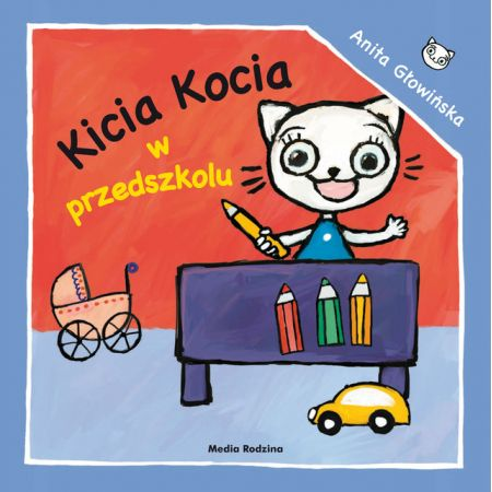 Kicia Kocia w przedszkolu