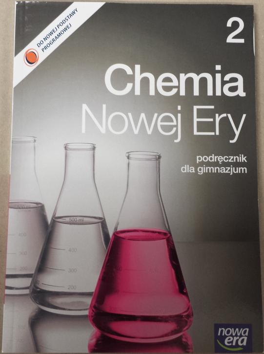 Chemia Nowej Ery 2. Podręcznik