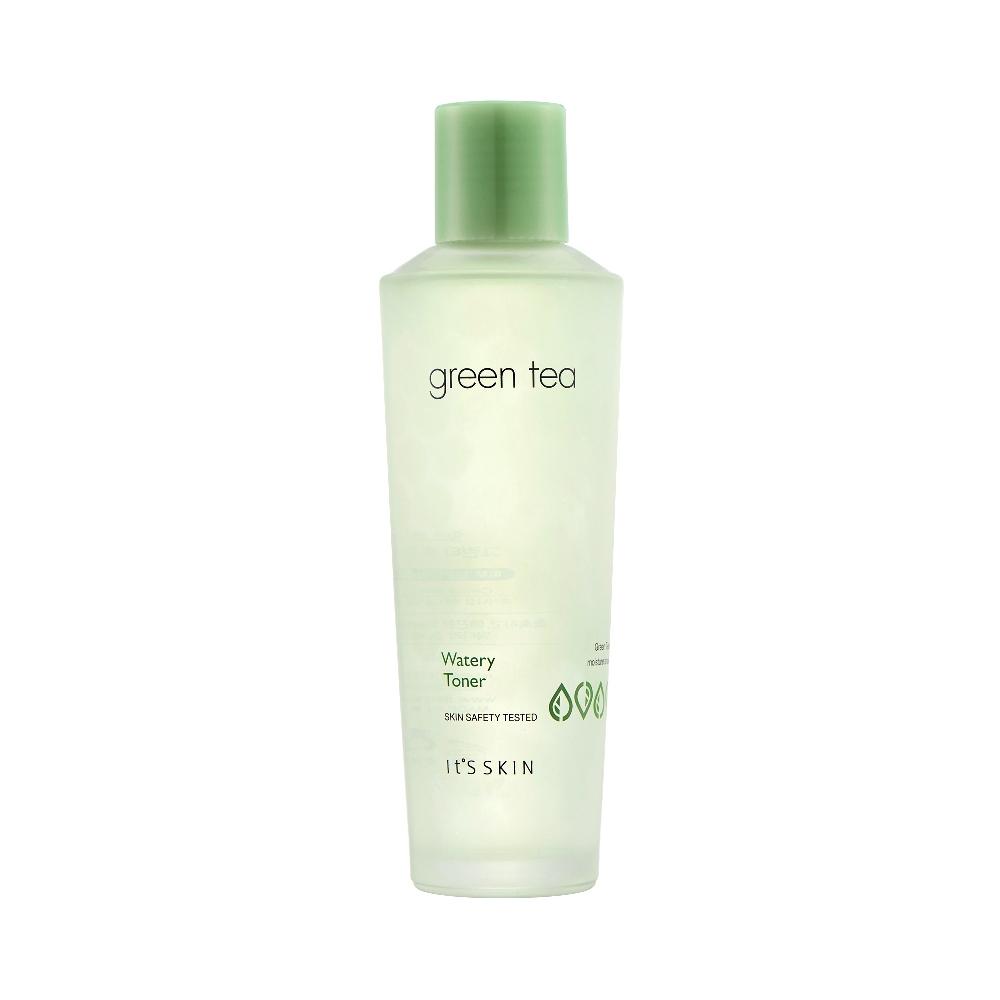 Green Tea Watery Toner tonik do twarzy z zieloną herbatą