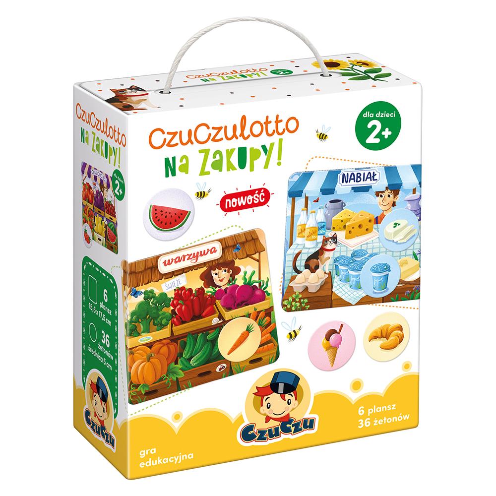 CzuCzulotto Na zakupy! 2+