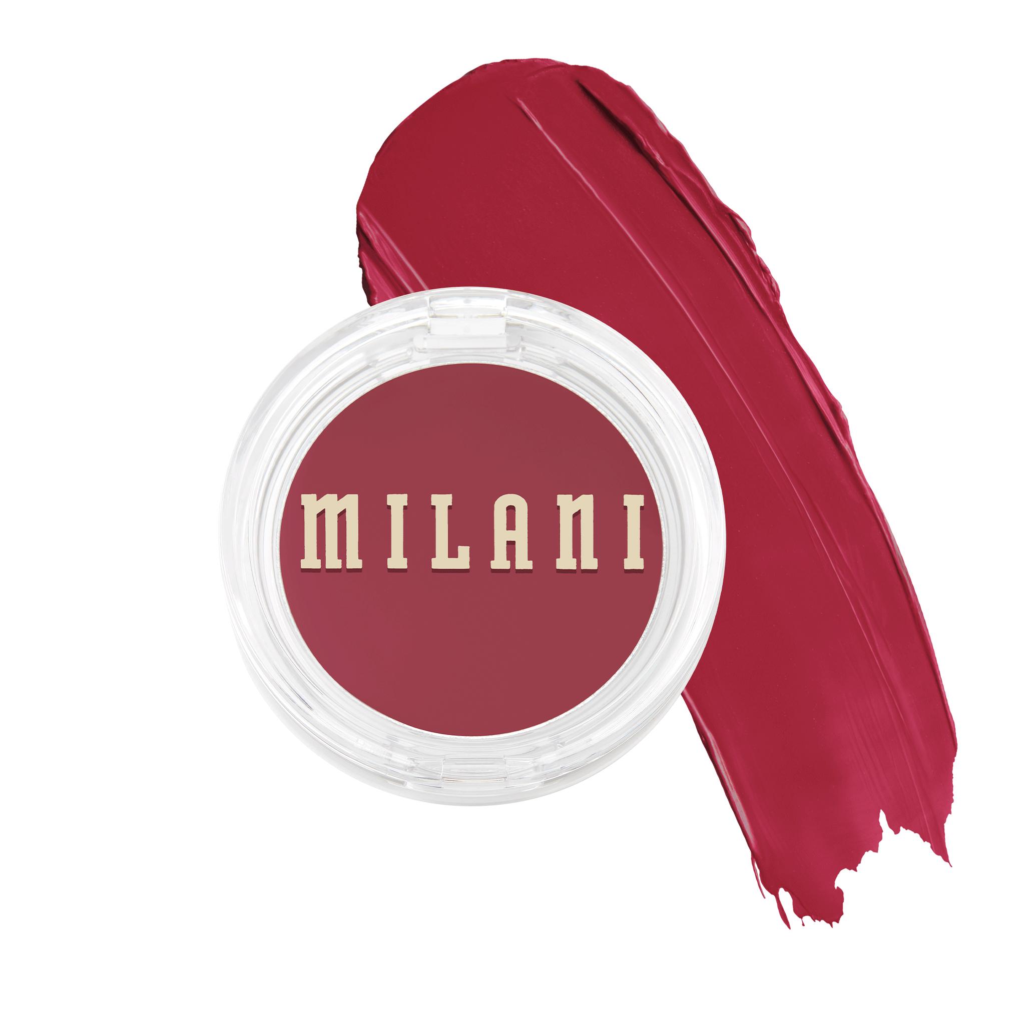 MILANI_Cheek Kiss Cream Blush kremowy róż do policzków Merlot Moment
