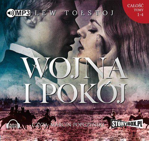 CD MP3 Pakiet wojna i pokój Tom 1-4