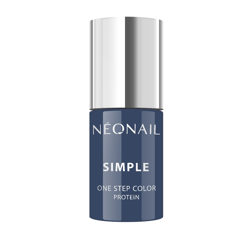 NEONAIL_Simple One Step Color Protein lakier hybrydowy 8069-7 Mysterious