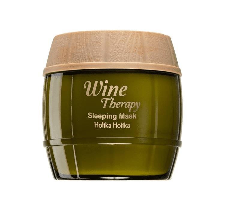 Wine Therapy Sleeping Mask całonocna maseczka z ekstraktem z białego wina