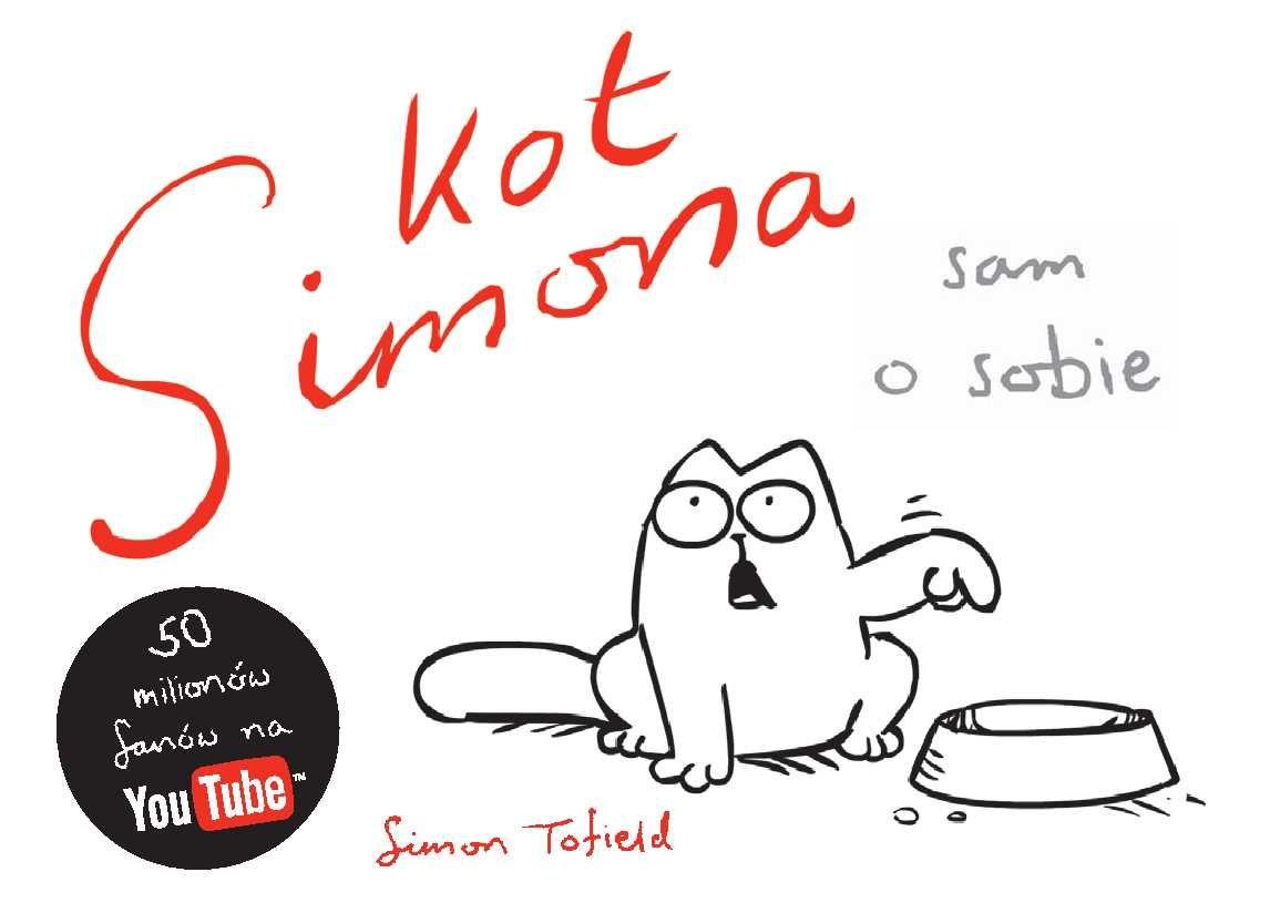 Kot Simona. Sam o sobie