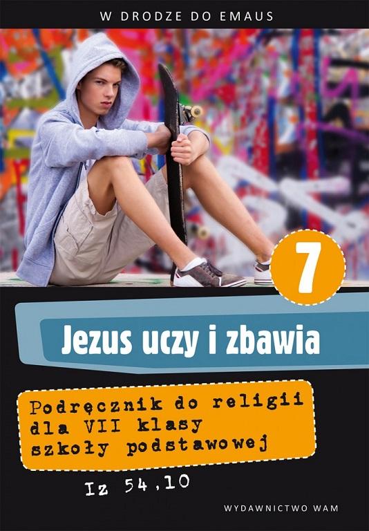 Jezus uczy i zbawia 1. W drodze do Emaus. Podręcznik