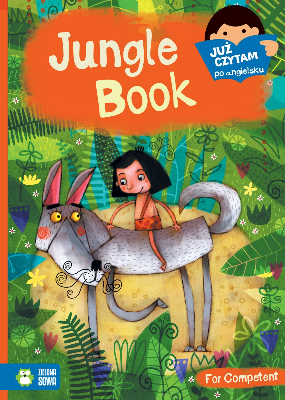 Już czytam po angielsku. Jungle Book