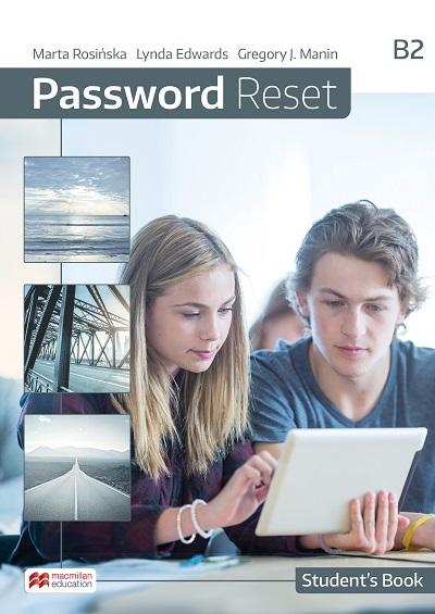 Password Reset B2 Student's Book + książka cyfrowa