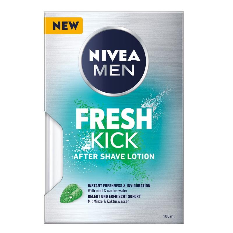 Men Fresh Kick woda po goleniu