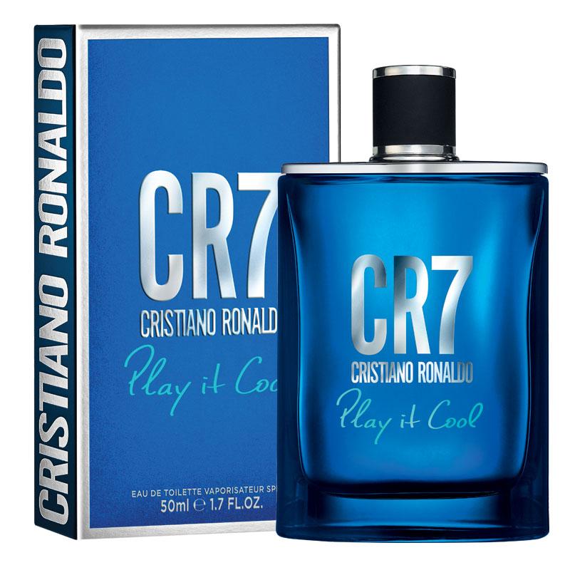 CR7 Play It Cool Woda toaletowa spray