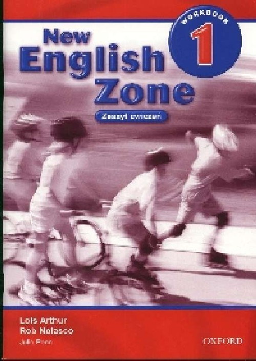 English Zone New 1 WB OXFORD