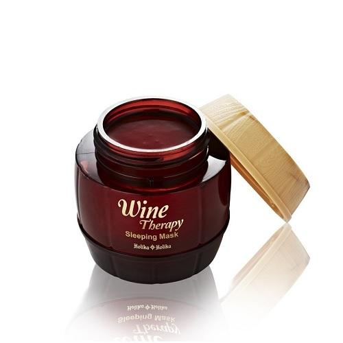 Wine Therapy Sleeping Mask całonocna maseczka z ekstraktem z czerwonego wina