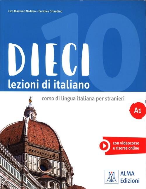 Dieci A1 podręcznik + DVD ROM