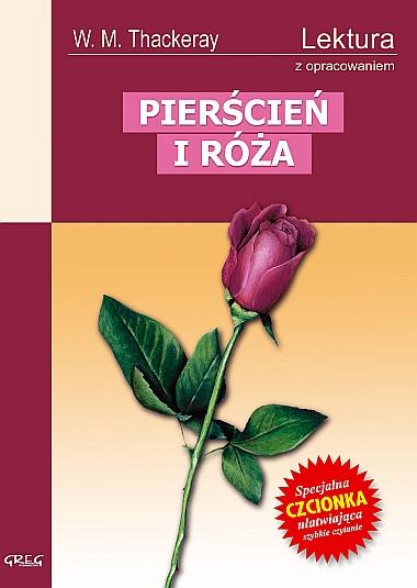 Pierścień i róża lektura z opracowaniem