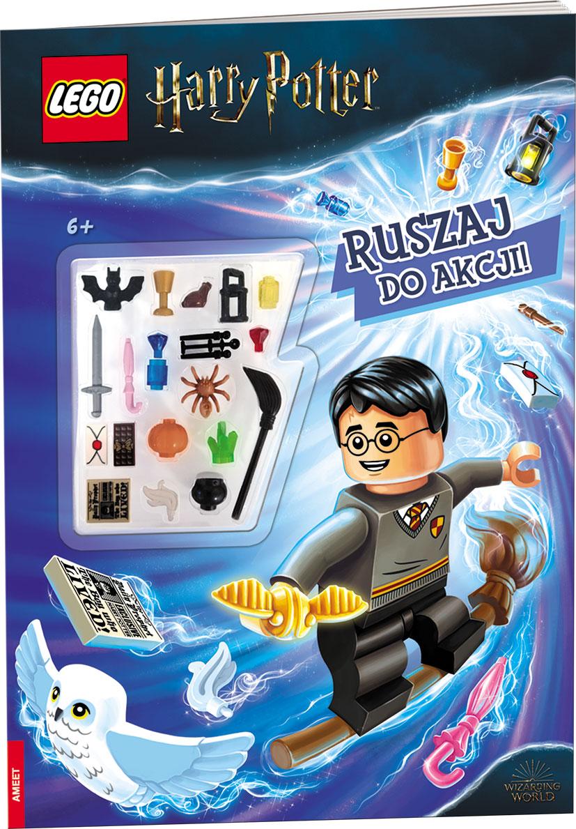 Lego Harry Potter. Ruszaj do akcji!