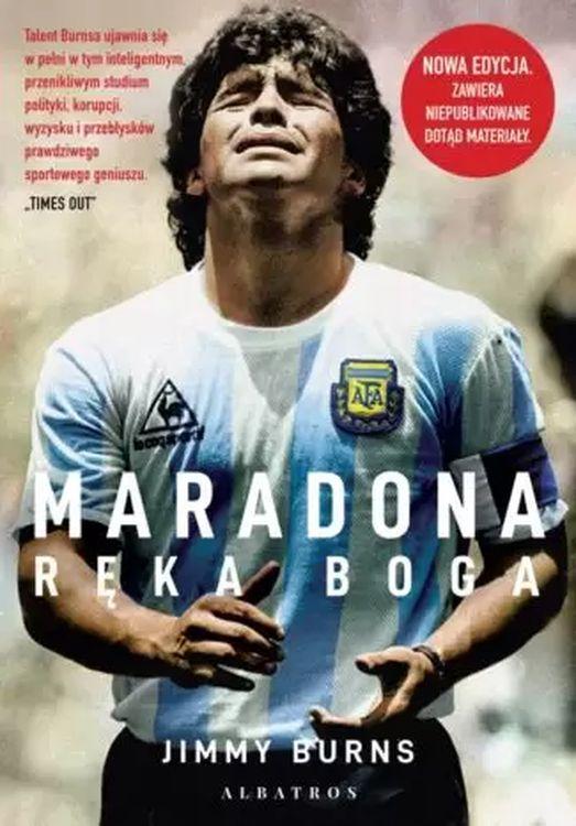 Maradona. Ręka Boga