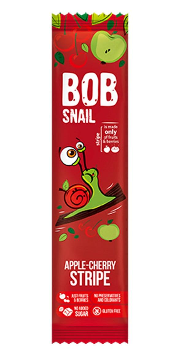 Przekąska jabłkowo-wiśniowa bez dodatku cukru
