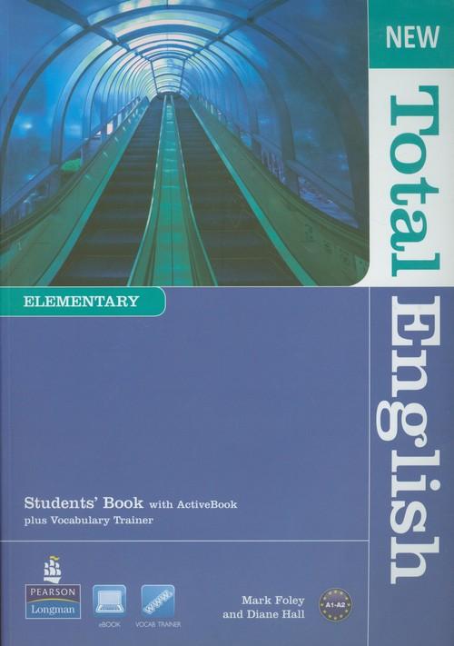 Total English New Elementary SB PEARSON