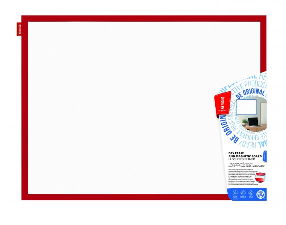 Tablica suchościeralna magnetyczna MTM070050