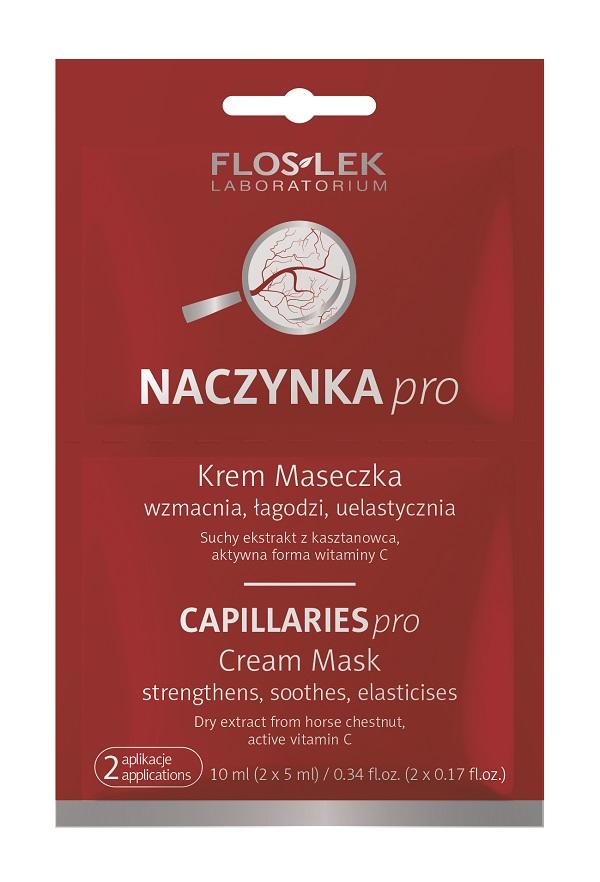 Capillares Pro naczynka pro krem maseczka