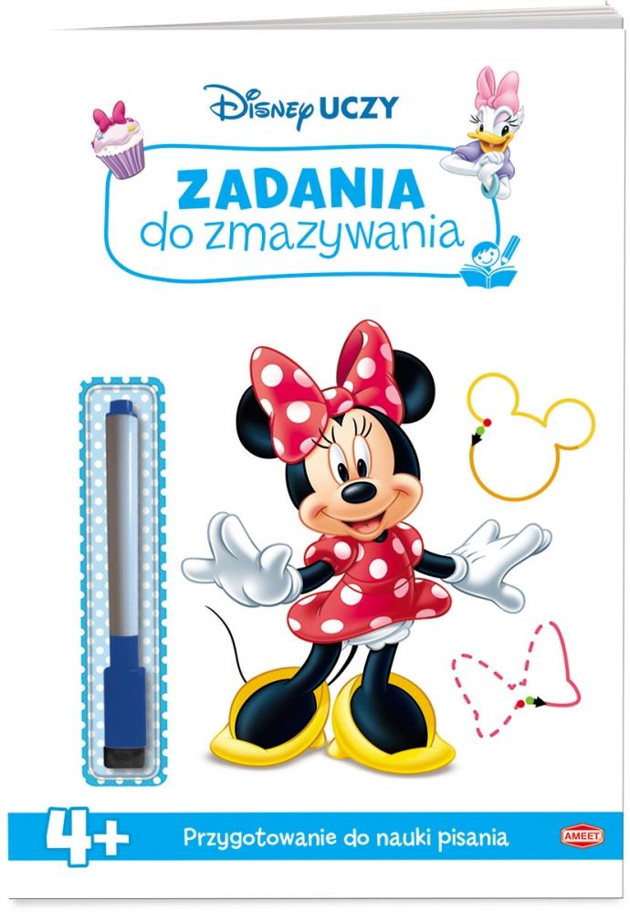 Disney uczy Minnie Zadania do zmazywania UPTC-9302