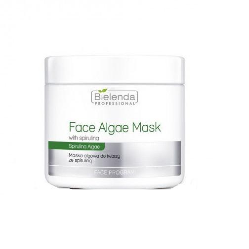 Face Program Face Algae Mask With Spirulina maska algowa do twarzy ze Spiruliną