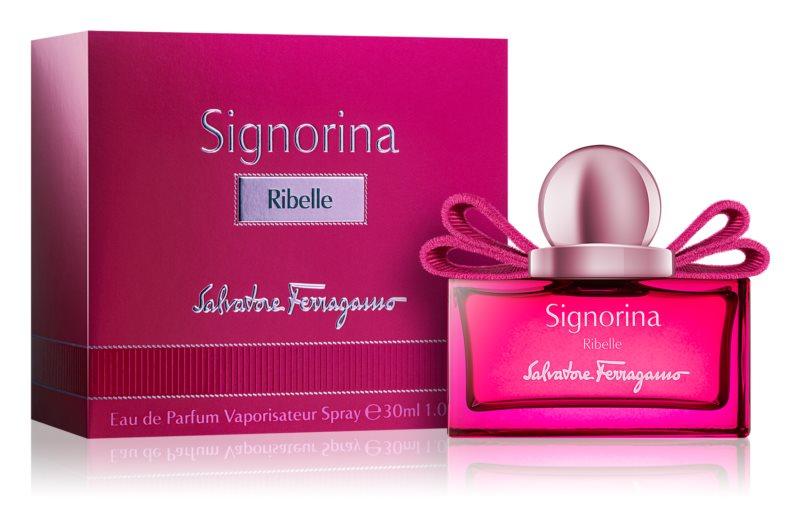 Woda perfumowana dla kobiet Signorina Ribelle