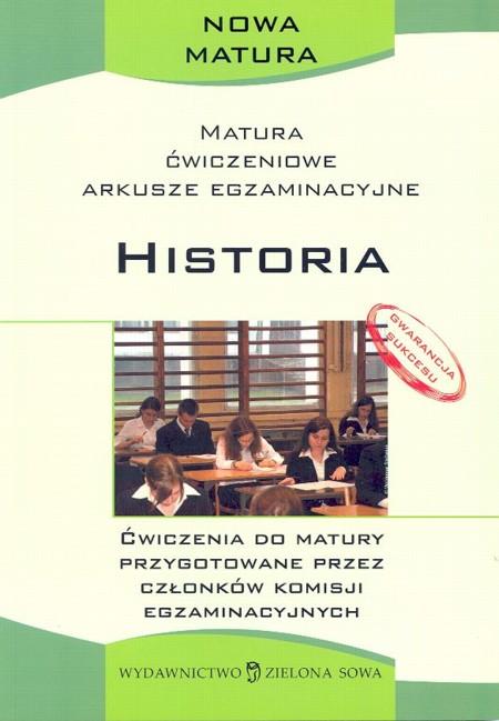 Ćwiczeniowe arkusze egzaminacyjne historia nowa matura