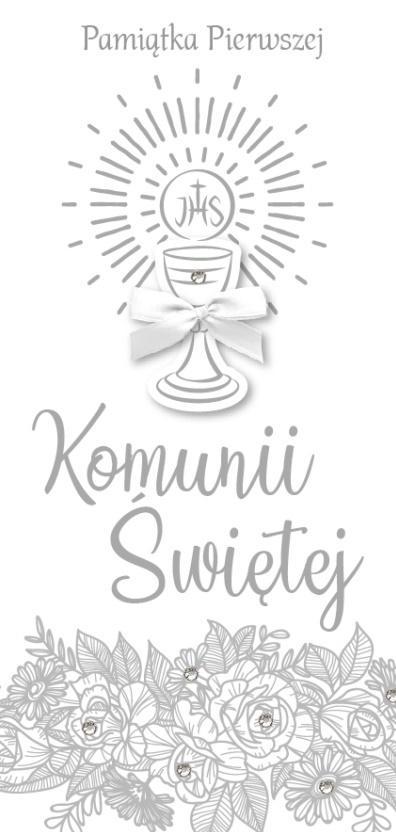 Karnet Komunia DL-75