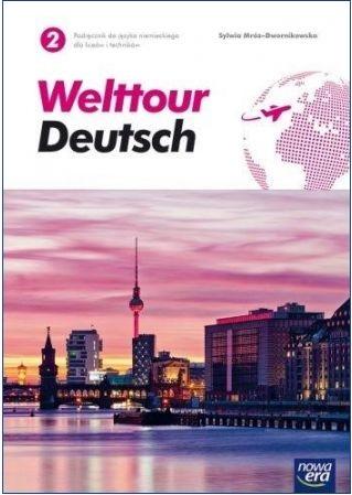 Welttour Deutsch 2. Podręcznik do języka niemieckiego dla liceum i technikum. Poziom A2