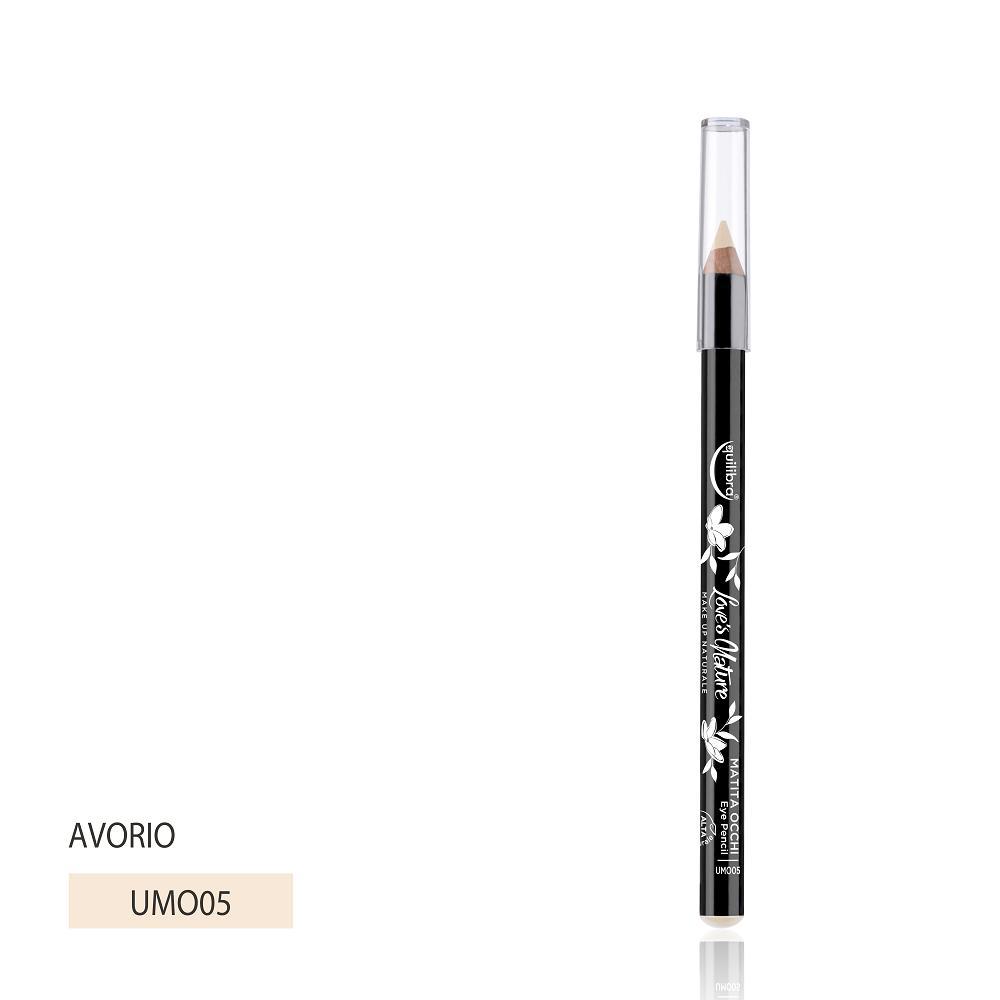 Love's Nature Eye Pencil kredka do oczu White