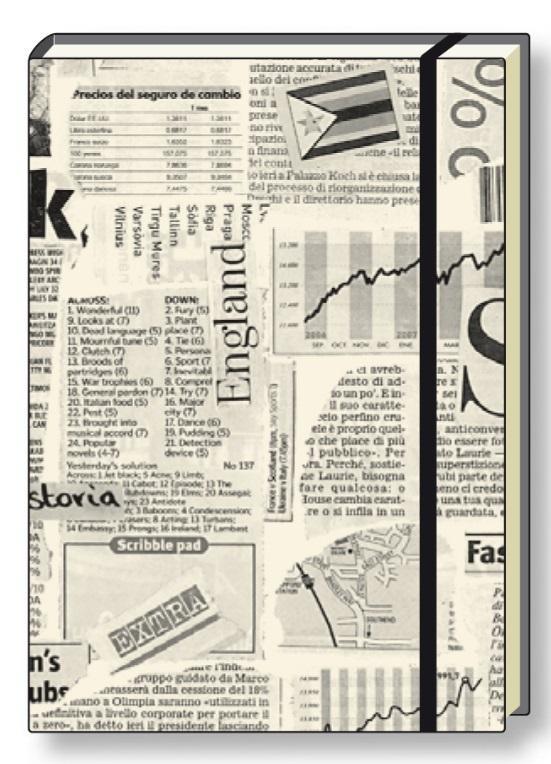 Notatnik ozdobny A6