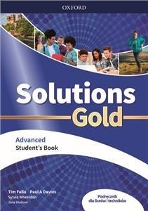 Solutions Gold Advanced SB