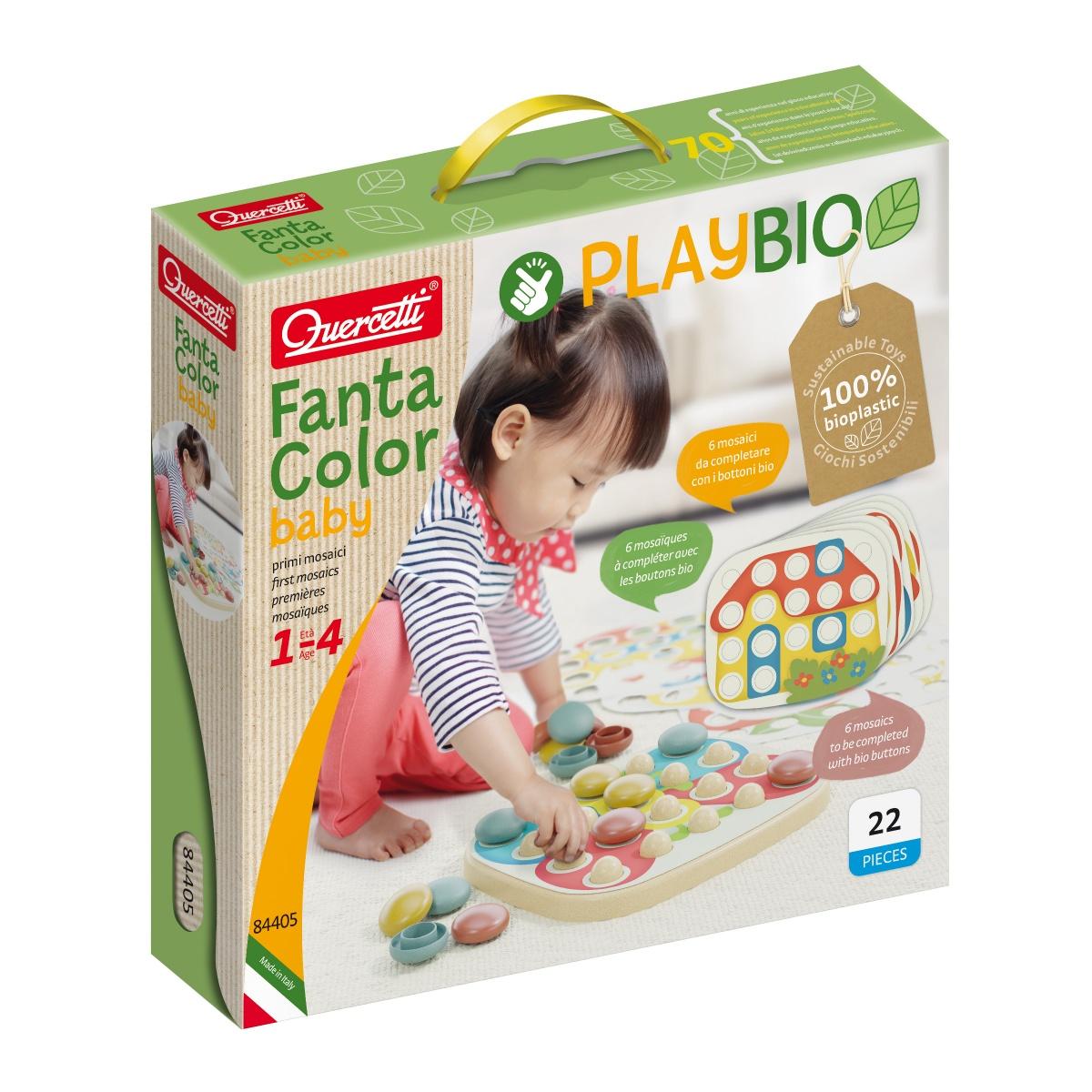 Playbio. Fantacolor Baby