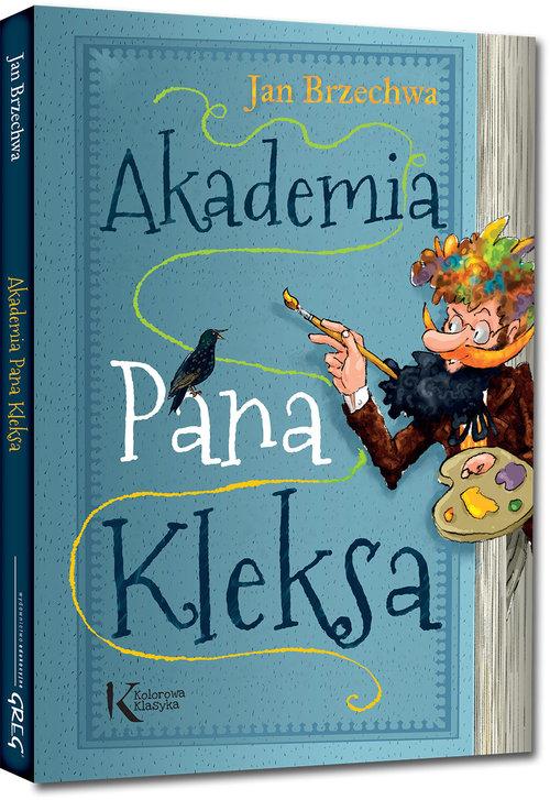 Akademia Pana Kleksa kolorowa klasyka
