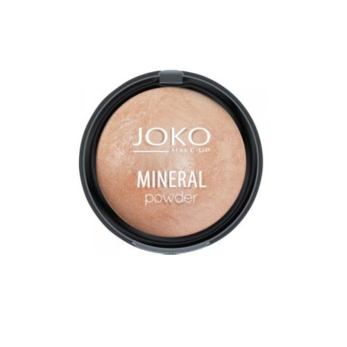 JOKO_Make-Up Mineral Powder mineralny puder rozświetlający 04 Highligter