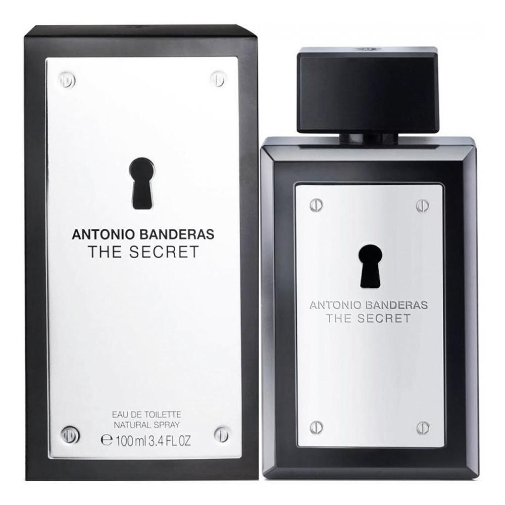 Woda toaletowa dla mężczyzn The Secret