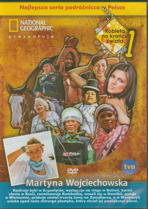 Martyna Wojciechowska: Kobieta na krańcu świata cz. 1 - DVD