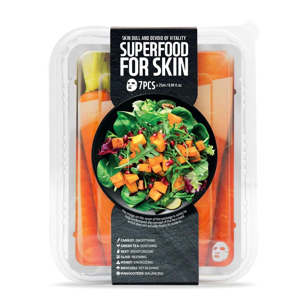 Skin Dull & Devoid Of Vitality odżywczo-rozświetlające maski do skóry pozbawionej blasku i energii
