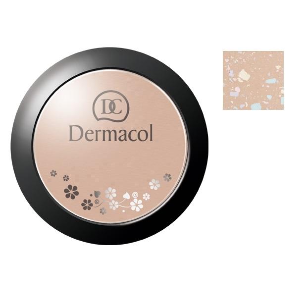 Mineral Compact Powder puder mineralny w kompakcie 04