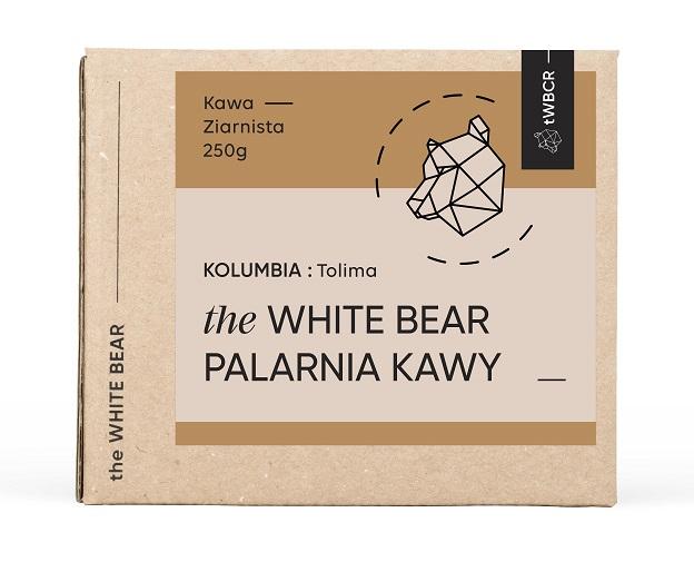 Kawa ziarnista Kolumbia Tolima