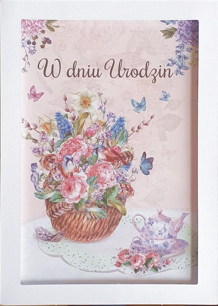 Karnet Urodziny KP-84