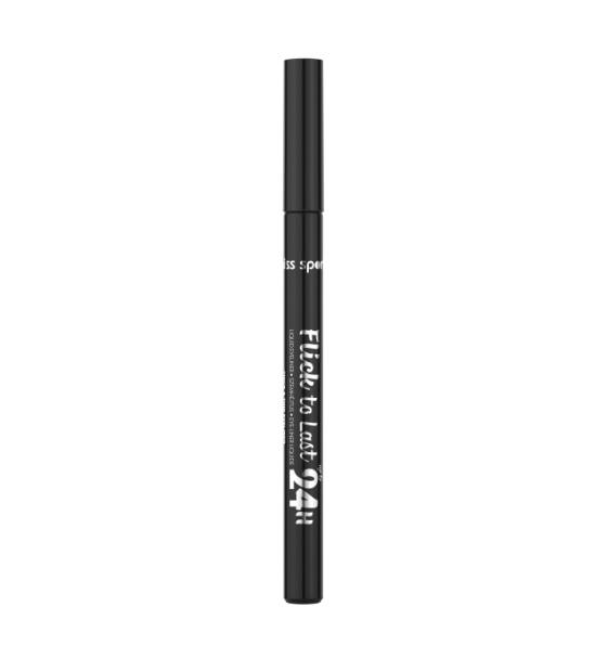 Eyeliner do kresek 001 Black Flick To Last 24H Liquid Eyeliner