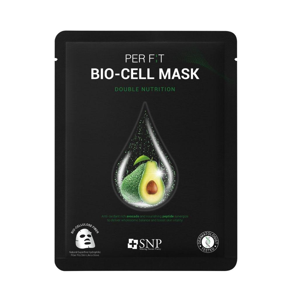 Intensywnie odżywcza maska w płachcie z biocelulozy